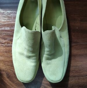 Bally loafers Suede shoe